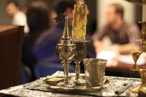 besamim candle for abdali synagogue