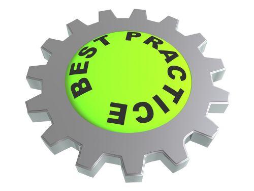 best practice process business