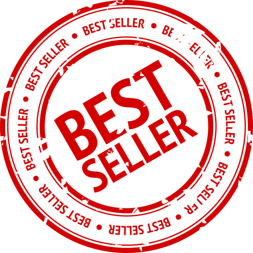 best seller seller stamp