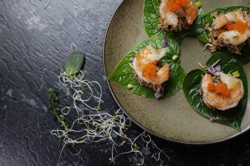 betel leaf thai food thai ingredient
