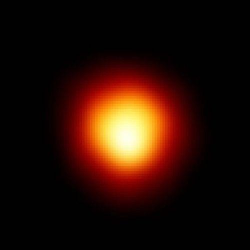 betelgeuse star red giant