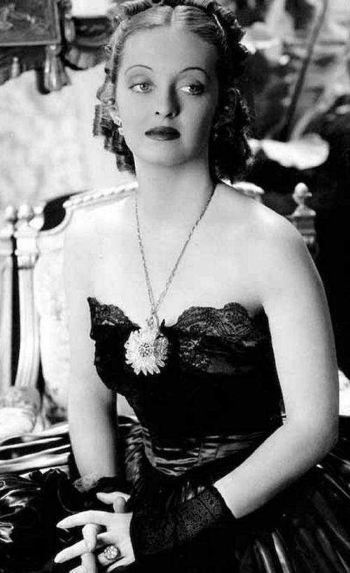 bette davis actress motion pictures