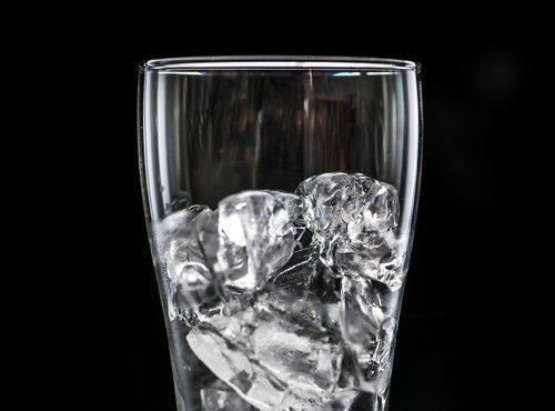 beverage  black  black background