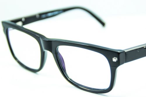 bezel seen eyeglasses