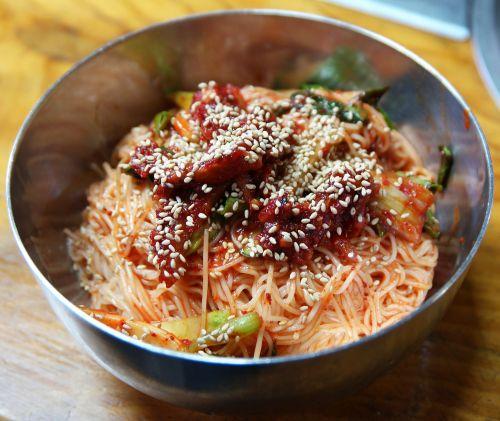 bibim guksu non-beam if korean food