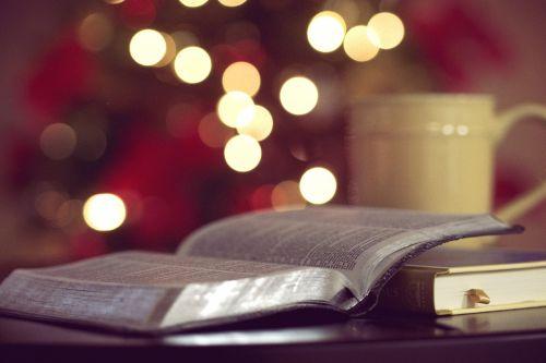 bible books coffee