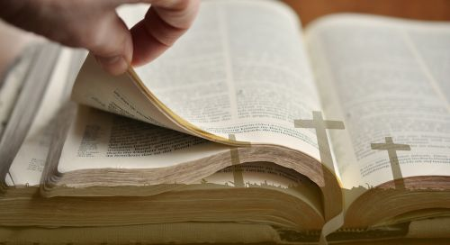 bible prophecy cross