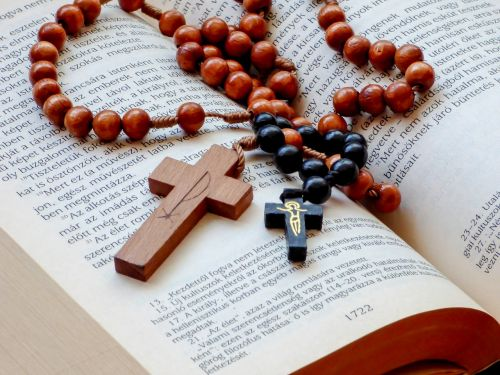 bible cross religion