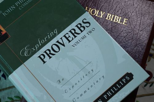 bible proverbs scripture