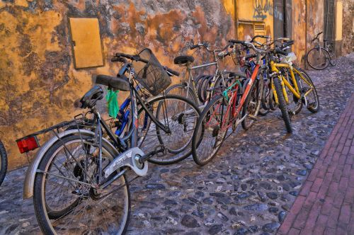 Disorderly Bicycles