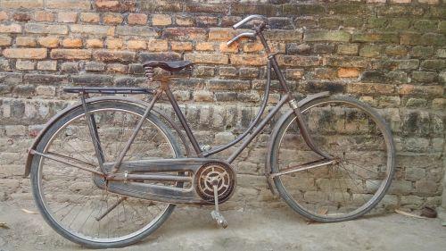 bicycle old vintage