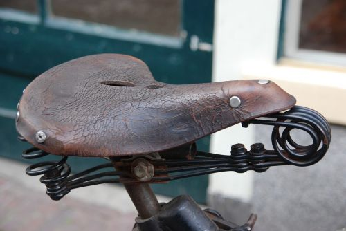 bicycle saddle learn