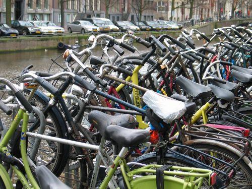 bicycle stabling parking