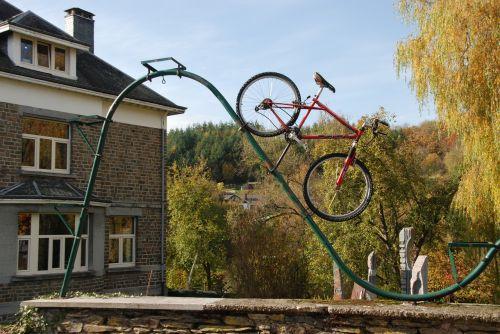 bicycle image art