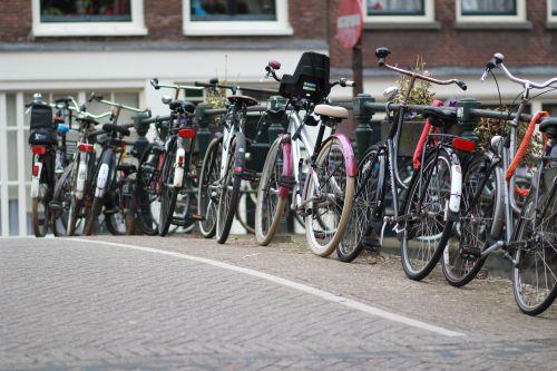 dviratis,Amsterdamas,Nyderlandai