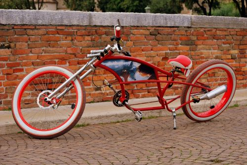 bicycle strangeness eccentric