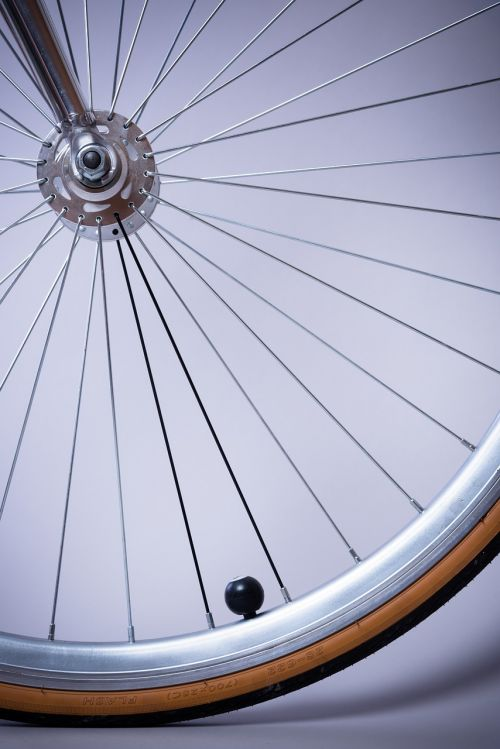 bicycle bike close-up