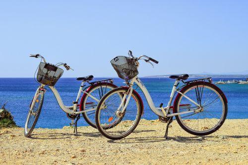 bicycle adventure fun