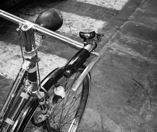 bicycle wheel handlebars