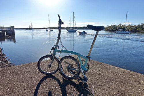bicycle brompton leisure