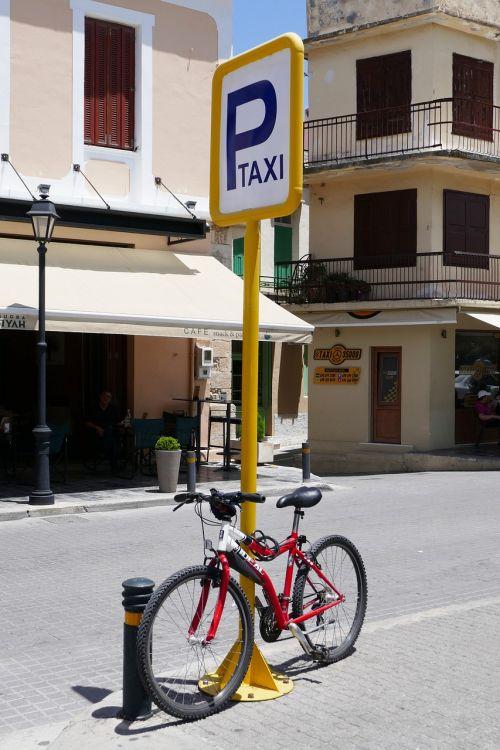 bicycle bike taxi