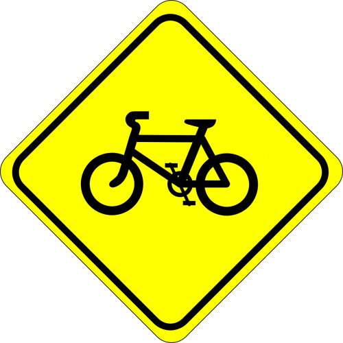 bicycle roadsigns watch