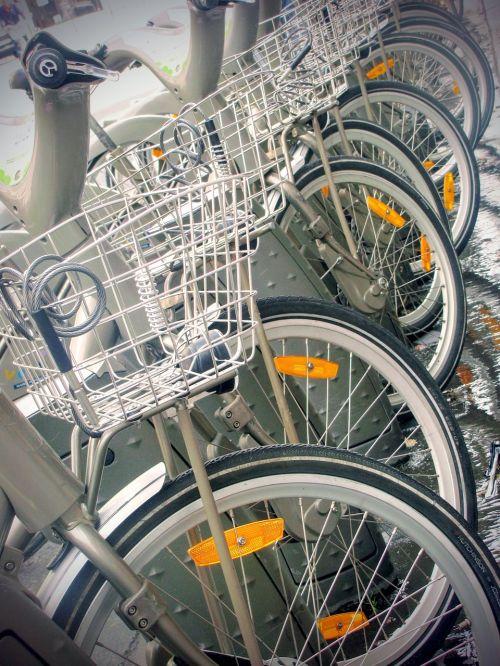 bicycle bike paris