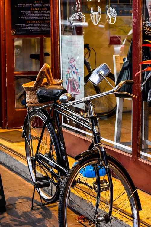 bicycle  classic  baker
