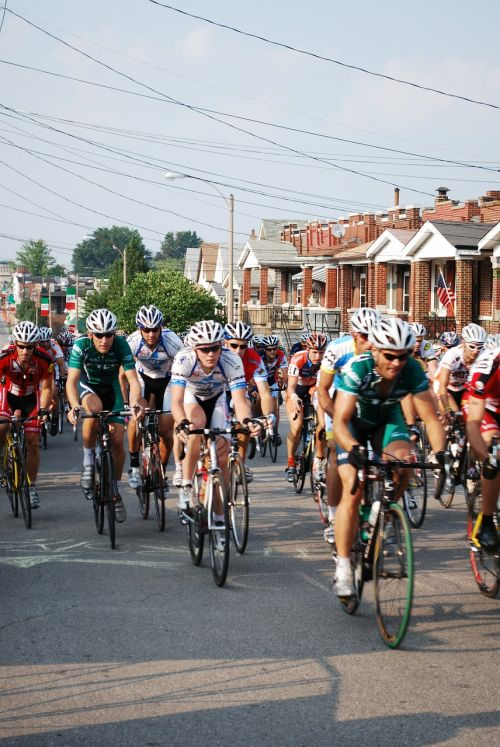 bicycle competition race