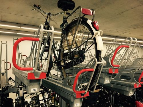 bicycle station stabling