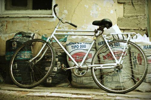 bicycle bike old