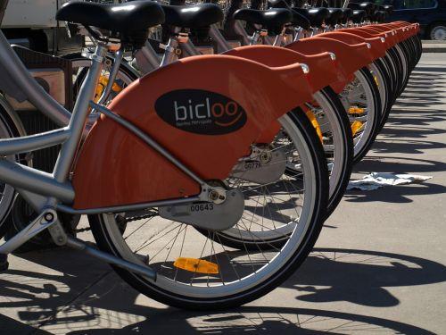 bicycle hire nantes