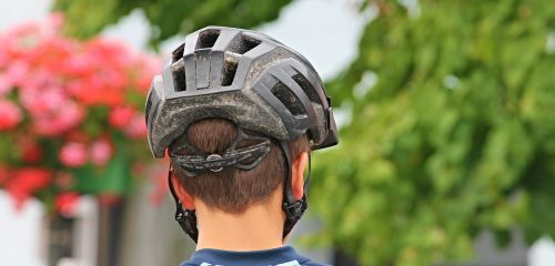 bicycle helmet cyclists protection