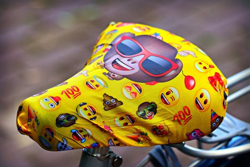 bicycle saddle  seat  cover