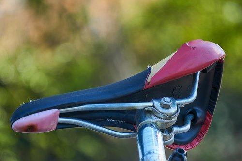 bicycle saddle  seat  saddle