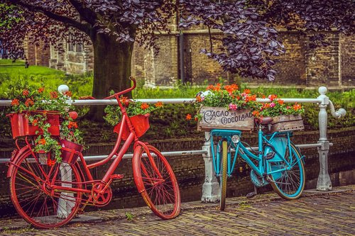 bicycles  velo  wheels