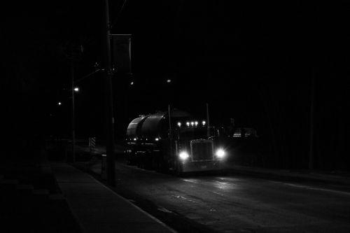 big truck semi