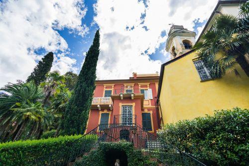 big italian house