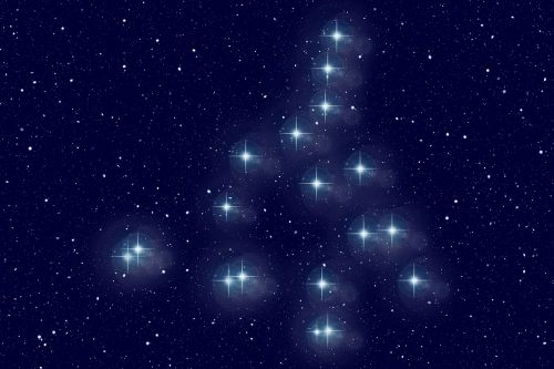 big bar star constellation