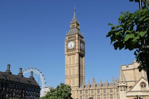 big ben clock england
