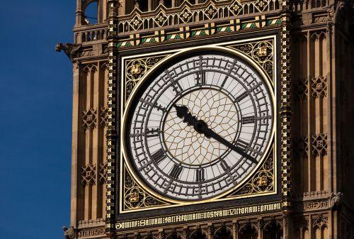 big ben clock london