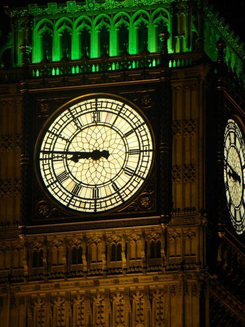 big ben details england london