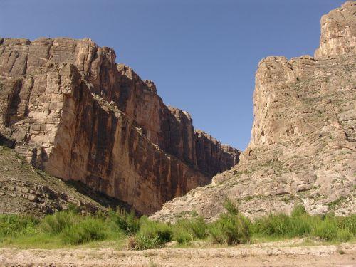 big bend national park usa texas