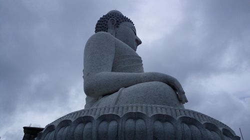 big budha statue sculpture