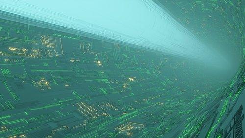big data  data tunnel  data highway