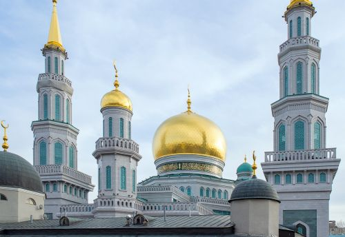 big mosque mosque temple