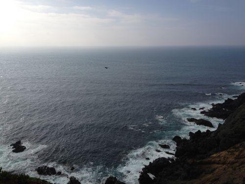big sur ocean cal