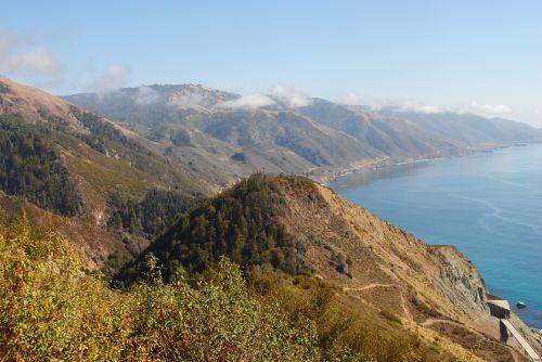 big sur coast california