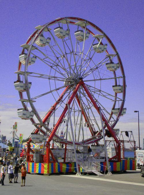 big wheel carnival ferris wheel