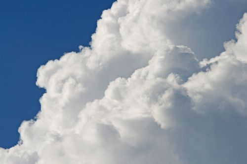 Big White Cloud